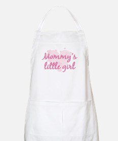 mommys little girl.png Apron