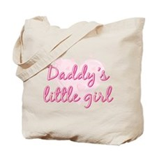 Daddys Little Girl.png Tote Bag