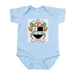 Newsam Coat of Arms Infant Creeper