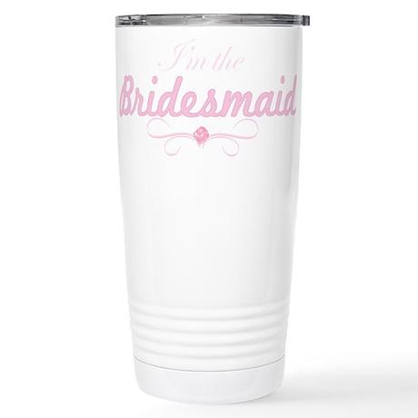 Bridesmaid.png Stainless Steel Travel Mug