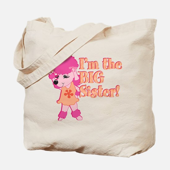 Im the big sister.png Tote Bag