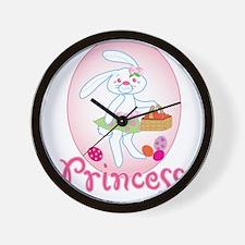 EASTER PRINCESS22.png Wall Clock