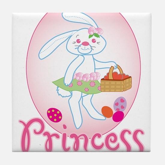 EASTER PRINCESS22.png Tile Coaster