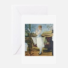 manet Greeting Card