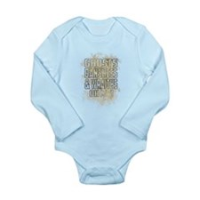 Oh My! Long Sleeve Infant Bodysuit