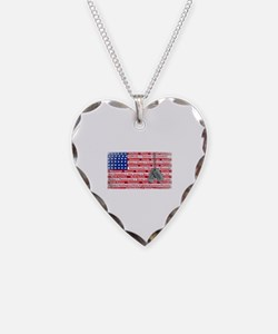 Thank You Soldier Dog Tags Necklace