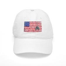 Thank You Soldier Dog Tags Baseball Cap