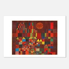 paul klee Postcards (Package of 8)