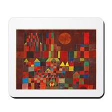 paul klee Mousepad