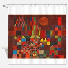 paul klee Shower Curtain