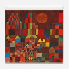 paul klee Tile Coaster