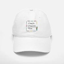 2 Teach Is 2 Touch Lives 4 Ev Baseball Baseball Cap