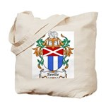 Neville Coat of Arms Tote Bag