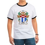 Neville Coat of Arms Ringer T