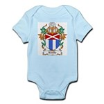 Neville Coat of Arms Infant Creeper