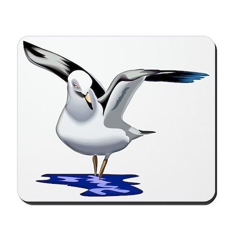 Seagull Liftoff Mousepad