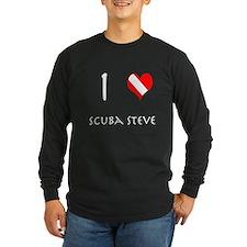 I Love Scuba Steve T
