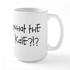 What the kale?!? Mug