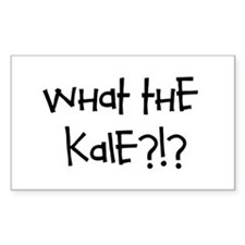 What the kale?!? Decal