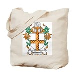 Netterville Coat of Arms Tote Bag