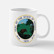 Indiana State Seal Mug