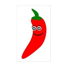 Red Chili Pepper Decal