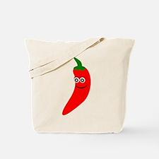Red Chili Pepper Tote Bag