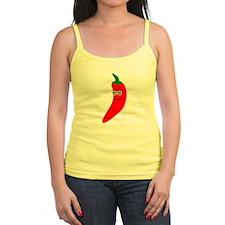 Red Chili Pepper Jr.Spaghetti Strap