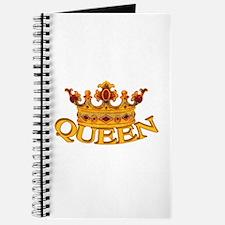 QUEEN crown Journal
