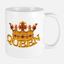 QUEEN crown Mug
