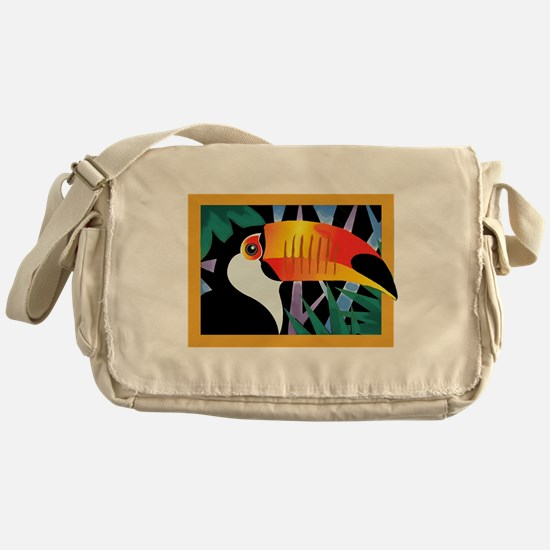 Toucan Tango Messenger Bag