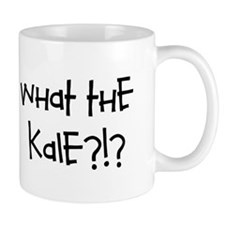What the kale?!? Small Mug