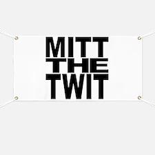 Mitt The Twit Banner