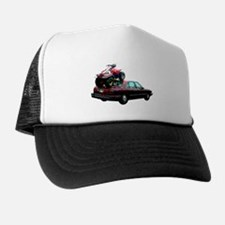 Sweet White trash-y Trucker Hat