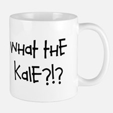 What the kale?!? Small Small Mug