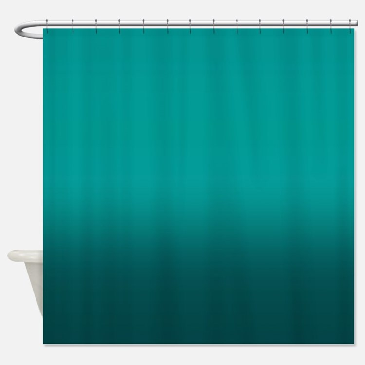 Teal blue bathroom accessories decor cafepress for Teal bath sets