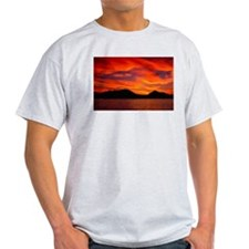 Red Sunset T-Shirt