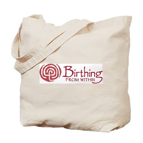 Birthing From Within Tote Bag