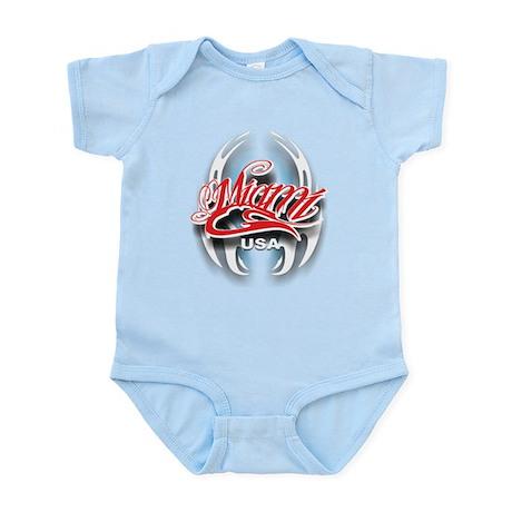 Miami ink Infant Bodysuit
