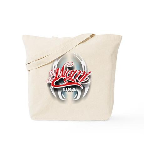 Miami ink Tote Bag