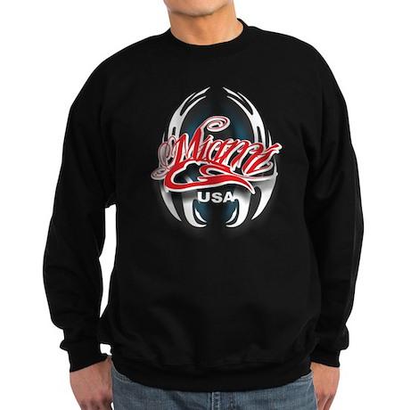 Miami ink Sweatshirt (dark)