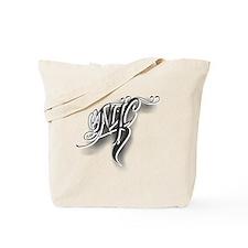 NYC ink Tote Bag