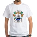 Myers Coat of Arms White T-Shirt