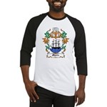 Myers Coat of Arms Baseball Jersey