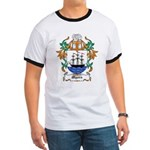 Myers Coat of Arms Ringer T