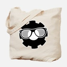 Cute Spectacles improv engine Tote Bag