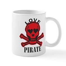 love pirate Mug