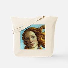 Sandro Botticelli Venus (Detail) Tote Bag