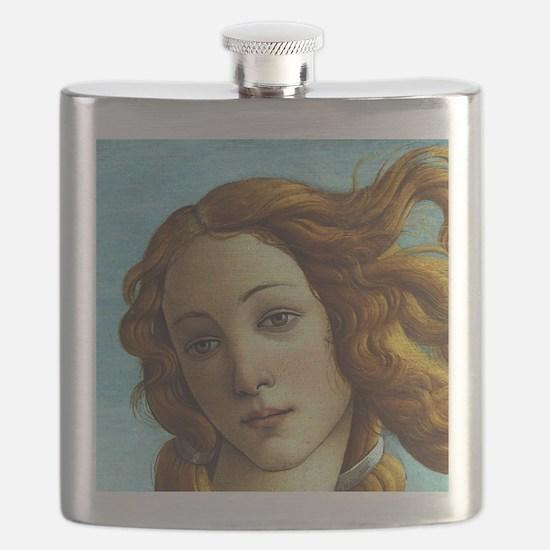Sandro Botticelli Venus (Detail) Flask
