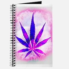 Pink Grunge Journal